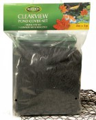 Blagdon Clearview Black Cover Net 3m x 2m