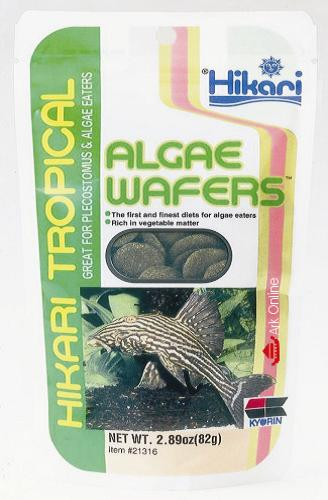 Hikari Tropical Algae Wafer 82g