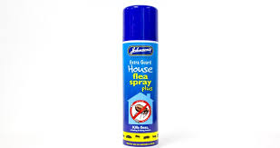 Johnsons Extra Guard House Flea Spray plus 250ml