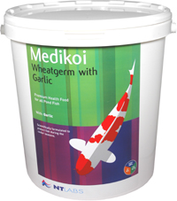 Medikoi Wheatgerm & Garlic Junior 3mm 10kg
