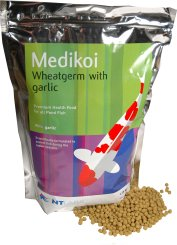 Medikoi Wheatgerm & Garlic Food 6mm 1.75kg