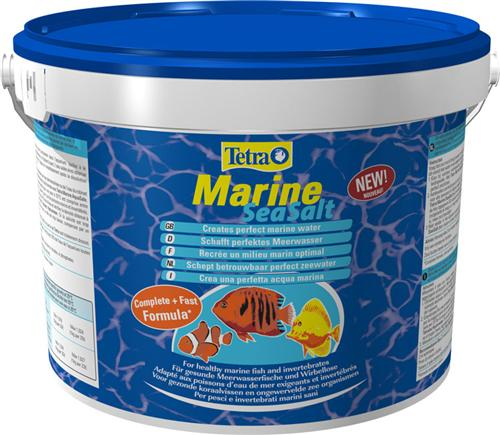 Tetra Marine 8Kg Sea Salt For Aquariums