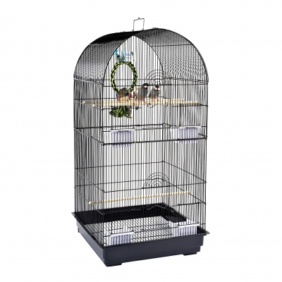 Rainforest Caracus Cage Black