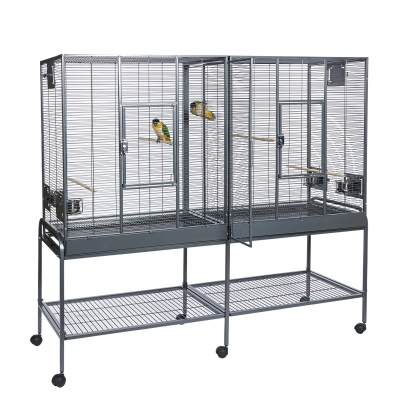 Rainforest Double Flight Cage