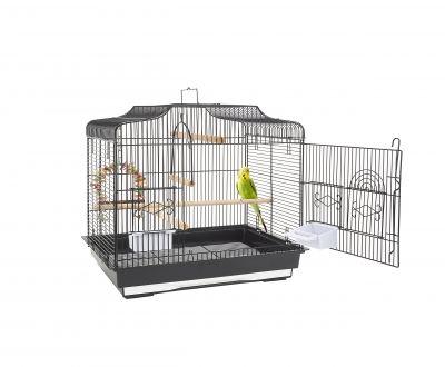 Rainforest Puerto Rica Cage Black