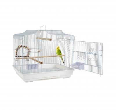 Rainforest Puerto Rica Cage White