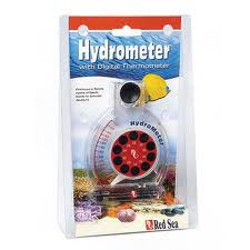 Red Sea Hydrometer / Thermometer