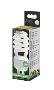 Reptile Systems Compact Specialist D3 5% UVB 23W Lamp