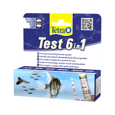 Tetra 6 in 1 Test Kit