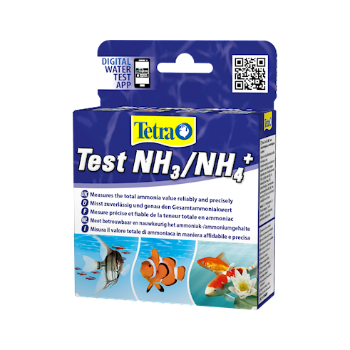 TetraTest Ammonia (NH3/NH4) 25 Tests