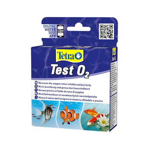 TetraTest Oxygen (O2) 30 Tests