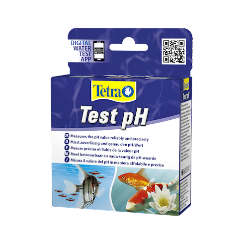 TetraTest ph Freshwater 50 Tests
