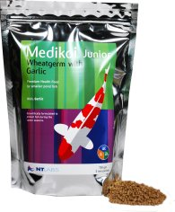 Medikoi Wheatgerm & Garlic Food Junior 3mm 750g