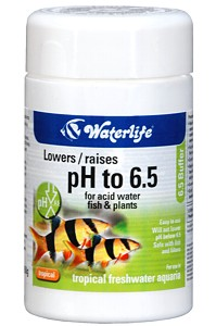 Waterlife 6.5 pH Buffer 160g