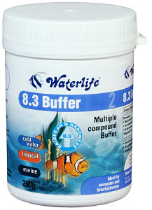 Waterlife 8.3 Buffer 230g