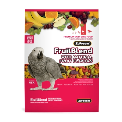ZuPreem Fruit Blend Large 17.5lb (7.93kg)